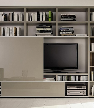 Шкаф MEGA-DESIGN TV UNIT Huelsta